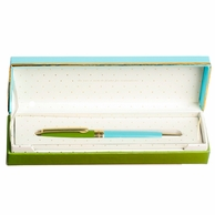 Kate Spade New York Ballpoint Pen - Green & Turquoise