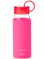 Kate Spade New York Colorblock Pink Water Bottle