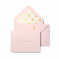 Kate Spade New York Notecards - How The Devil Are You?