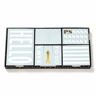 Kate Spade New York Sticky Note Set - This Just In