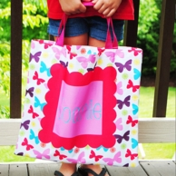 Kids Personalized Tote Bags