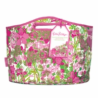 Lilly Pulitzer Beach Rose Beverage Bucket