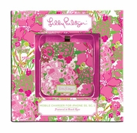 Lilly Pulitzer Beach Rose Mobile iPhone 5 Battery Charger