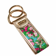 Lilly Pulitzer Big Flirt Key FOB