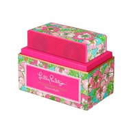 Lilly Pulitzer Big Flirt Wireless Bluetooth Speaker