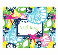Lilly Pulitzer Chiquita Bonita Personalized Fold Over Note Cards