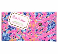 Lilly Pulitzer Coco Coral Crab Sunglasses Case