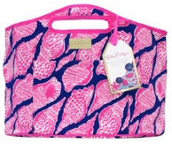 Lilly Pulitzer Cute As Shell Oversized Insulated Beverage Bucket