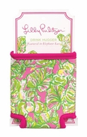 Lilly Pulitzer Elephant Ears Koozie - SET OF 2