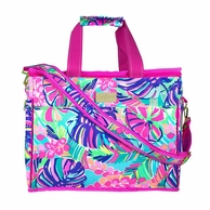 Lilly Pulitzer Exotic Garden Beach Cooler