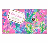 Lilly Pulitzer Fan Sea Pants Sunglasses Case