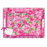 Lilly Pulitzer First Impressions Melamine Serving Tray