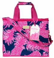 Lilly Pulitzer Flamenco Insulated Cooler Tote