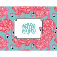 Lilly Pulitzer Gimme Some Leg Personalized Fold Over Note Cards