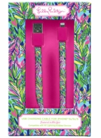 Lilly Pulitzer Hot Spot USB Lightning Charging Cord