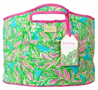 Lilly Pulitzer In The Bungalows Oversized Insulated Beverage Bucket