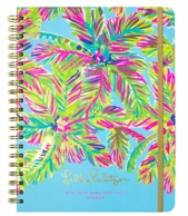 Lilly Pulitzer Island Time 17 Month Jumbo Agenda