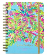 Lilly Pulitzer Island Time Large 17 Month Agenda