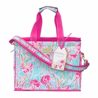 Lilly Pulitzer Jellies Be Jammin Insulated Cooler Tote