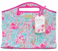 Lilly Pulitzer Jellies Be Jammin Oversized Insulated Beverage Bucket