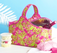 Lilly Pulitzer Jungle Tumble Party Cooler