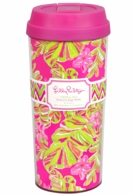 Lilly Pulitzer Jungle Tumble Thermal Mug