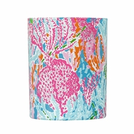 Lilly Pulitzer Lets Cha Cha Soy Candle - Gift Boxed