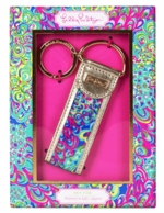 Lilly Pulitzer Lilly's Lagoon Key FOB