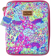 Lilly Pulitzer Lilly's Lagoon Notebook Folio