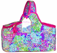 Lilly Pulitzer Lilly's Lagoon Party Cooler Tote