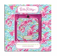Lilly Pulitzer Lobstah Roll Mobile iPhone 5 Charger Battery