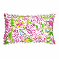 Lilly Pulitzer Lolita Medium Bolster Pillow