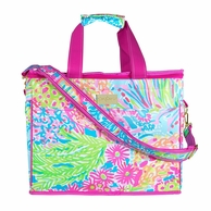 Lilly Pulitzer Lovers Coral Beach Cooler