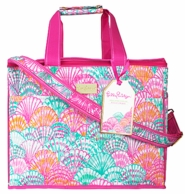 Lilly Pulitzer Oh Shello Insulated Cooler Tote