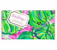 Lilly Pulitzer Painted Palm Sunglasses Case