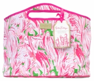 Lilly Pulitzer Pink Colony Oversized Insulated Beverage Bucket