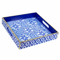 Lilly Pulitzer Pooling Around Lacquer Serving Tray