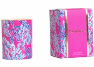 Lilly Pulitzer Samba Soy Glass Candle