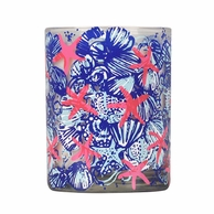 Lilly Pulitzer She She Shells Soy Candle - Gift Boxed
