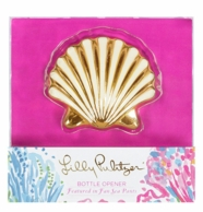 Lilly Pulitzer Shell Bottle Opener Fancy Sea Pants