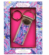 Lilly Pulitzer Simply Chic Key FOB