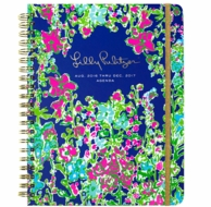 Lilly Pulitzer Southern Charm JUMBO 17 Month Agenda