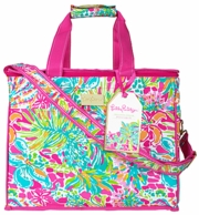 Lilly Pulitzer Spot Ya Insulated Cooler Tote