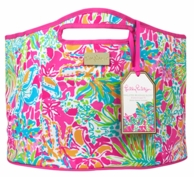 Lilly Pulitzer Spot Ya Oversized Insulated Beverage Bucket