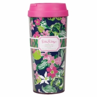 Lilly Pulitzer Tiger Lilly Thermal Mug