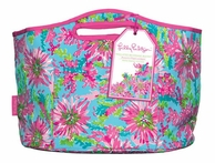 Lilly Pulitzer Trippin and Sippin Beverage Bucket