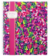 Lilly Pulitzer Wild Confetti Large Spiral Notebook