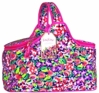 Lilly Pulitzer Wild Confetti Party Cooler Tote