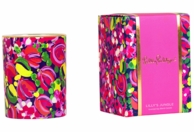 Lilly Pulitzer Wild Confetti Soy Glass Candle