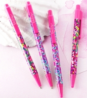 Lilly Pulizer Ink Pens - SET OF 4